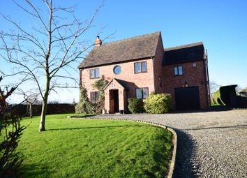 Thumbnail 4 bed detached house for sale in Stanley Green, Whixall, Whitchurch