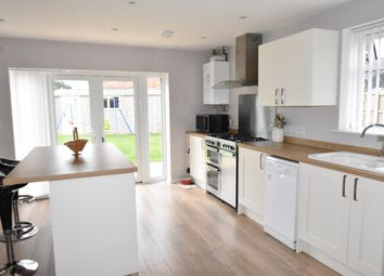 Thumbnail 3 bed semi-detached house for sale in Stanton Road, Mitton, Tewkesbury