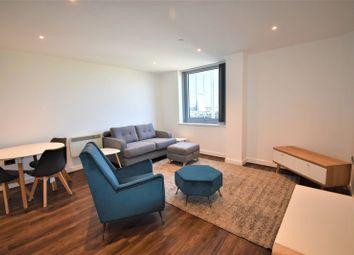 Thumbnail 1 bed flat to rent in Churchill Way, Basingstoke