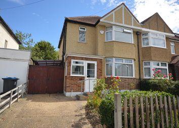 Somerset Avenue, Chessington, Surrey. KT9. 3 bed semi-detached house