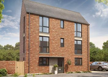 "Thumbnail 3 bed detached house for sale in ""Leben, Sylva"" at Hauxton Road, Trumpington, Cambridge"