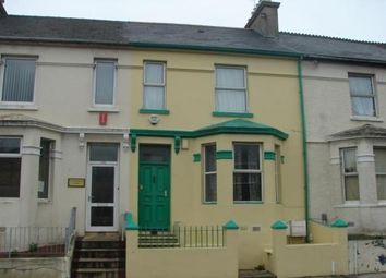 Thumbnail 2 bedroom flat to rent in Grenville Road, Plymouth