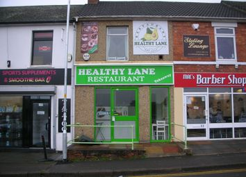 Thumbnail Restaurant/cafe to let in 31 Morley Street, Swindon