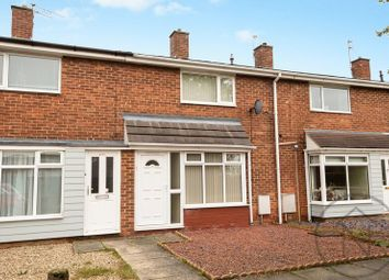Thumbnail 2 bed terraced house for sale in Morton Walk, Newton Aycliffe
