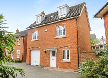 Thumbnail 4 bedroom town house for sale in Gateway Gardens, Ely