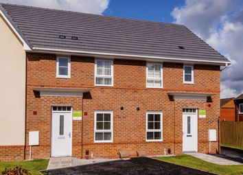 """Thumbnail 3 bed semi-detached house for sale in """"Barwick"""" at New Quay Road, Lancaster"""