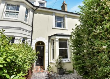 Thumbnail 4 bed terraced house to rent in Mount Sion, Tunbridge Wells, Kent