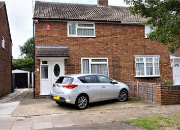Thumbnail 3 bed semi-detached house for sale in Wandon Close, Luton