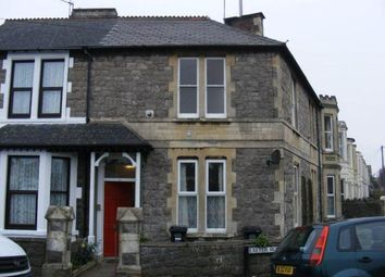 Thumbnail 2 bed flat to rent in Exeter Road, Weston-Super-Mare, North Somerset