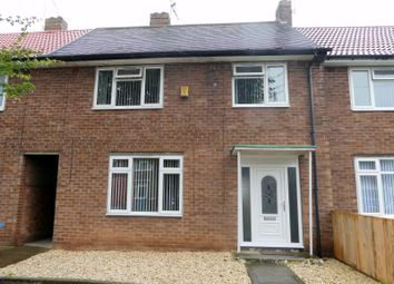Thumbnail 3 bed terraced house for sale in Wivern Road, Hull