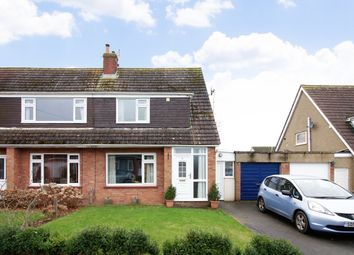 Thumbnail 3 bedroom semi-detached house for sale in Highfield Drive, Portishead