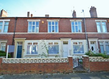 Thumbnail 2 bed flat for sale in Cromwell Terrace, North Shields