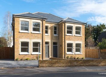 Thumbnail 4 bed semi-detached house for sale in Russell Road, Shepperton