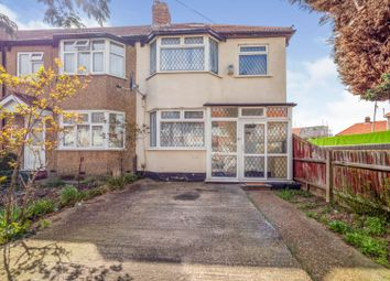 Thumbnail 3 bed end terrace house for sale in Lynhurst Crescent, Uxbridge