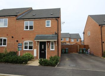 Thumbnail 3 bed semi-detached house for sale in King Close, Bletchley, Milton Keynes