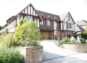 Thumbnail 7 bedroom detached house for sale in The Meadows, Chelsfield Park