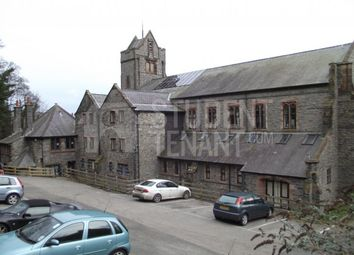 Thumbnail 3 bed detached house to rent in Garth Road, Bangor, Gwynedd