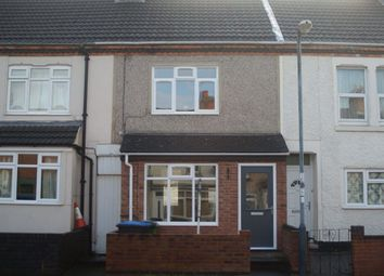 Thumbnail 3 bed terraced house to rent in Winfield Street, Rugby