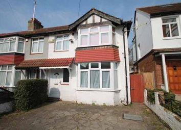 Thumbnail 3 bed semi-detached house to rent in Studland Road, Hanwell, London