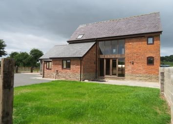 Thumbnail 4 bed barn conversion to rent in Eardisland, Leominster