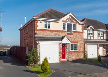 Thumbnail 4 bed detached house for sale in Sycamore Chase, Pudsey