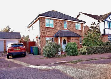 Thumbnail 4 bed detached house for sale in Hemley Road, Orsett, Grays