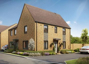 "Thumbnail 4 bedroom detached house for sale in ""Cornell"" at Dryleaze, Yate, Bristol"