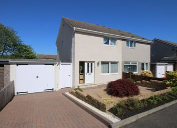 Thumbnail 2 bed semi-detached house for sale in Crawford Gardens, St Andrews
