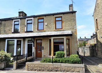 Thumbnail 4 bed end terrace house for sale in Powell Street, Burnley