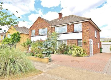 Thumbnail 3 bed semi-detached house to rent in Sunna Gardens, Sunbury-On-Thames, Surrey