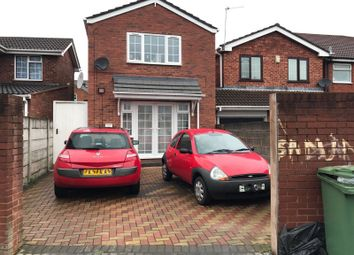 Thumbnail 2 bedroom terraced house to rent in Hillary Street, Walsall, West Midlands