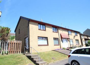Thumbnail 2 bed end terrace house for sale in Gamrie Gardens, Glasgow, Lanarkshire