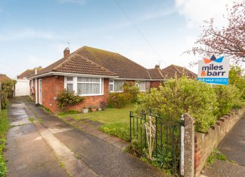 Thumbnail 2 bed semi-detached bungalow for sale in Western Road, Margate
