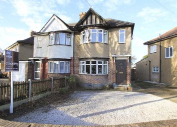 Thumbnail 2 bed semi-detached house for sale in Sussex Road, Ickenham, Uxbridge