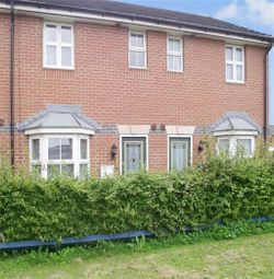 Thumbnail 2 bed terraced house to rent in St Austell Way, Swindon, Wiltshire