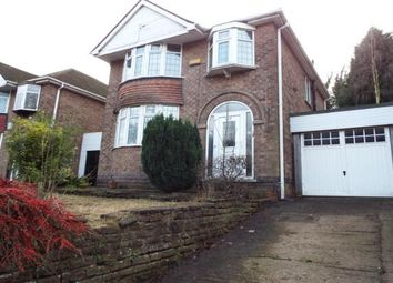 Thumbnail 3 bed property to rent in Nuthall Road, Aspley, Nottingham