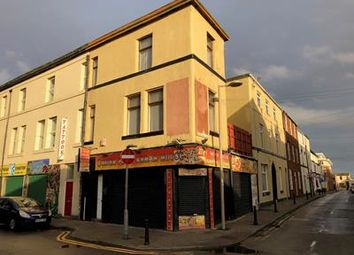Commercial property for sale in 50-52 Foxhall Road, Blackpool, Lancashire FY1