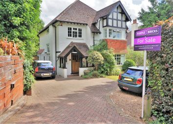 Thumbnail 5 bed detached house for sale in Burcott Road, Purley
