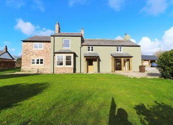 Thumbnail 4 bed farmhouse for sale in Marsh Lane, Longton, Preston
