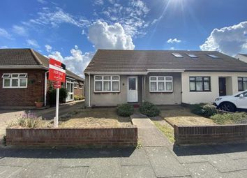 Thumbnail 2 bed bungalow for sale in Hunter Drive, Hornchurch