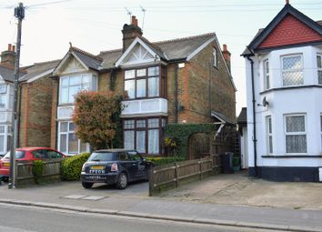 Thumbnail 3 bed semi-detached house to rent in Hook Road, Epsom