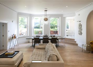 Thumbnail 3 bed flat for sale in Lyndhurst Gardens, Hampstead, London