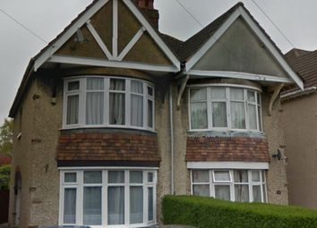 Thumbnail 3 bedroom property to rent in Broadlands Road, Swaythling, Southampton
