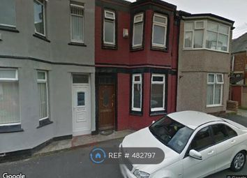Thumbnail 3 bedroom terraced house to rent in Corinthian Street, Wirral