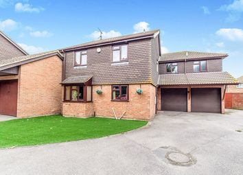 Thumbnail 5 bed property for sale in Little Oakham Court High Street, Lower Stoke, Rochester