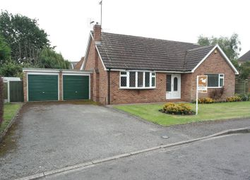 Thumbnail 4 bedroom detached bungalow to rent in West Court, Retford