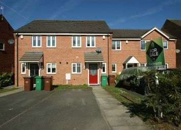 Thumbnail 2 bed terraced house for sale in Bakewell Drive, Nottingham