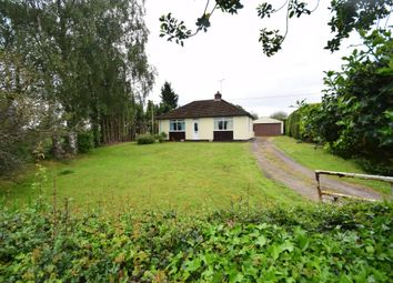 Thumbnail 2 bedroom detached bungalow for sale in The Chequer, Bronington, Whitchurch