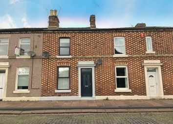 Thumbnail 2 bed terraced house for sale in East Dale Street, Denton Holme, Carlisle