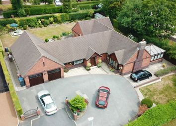 Thumbnail 4 bed detached bungalow for sale in Yew Tree Close, Light Oaks, Stoke-On-Trent